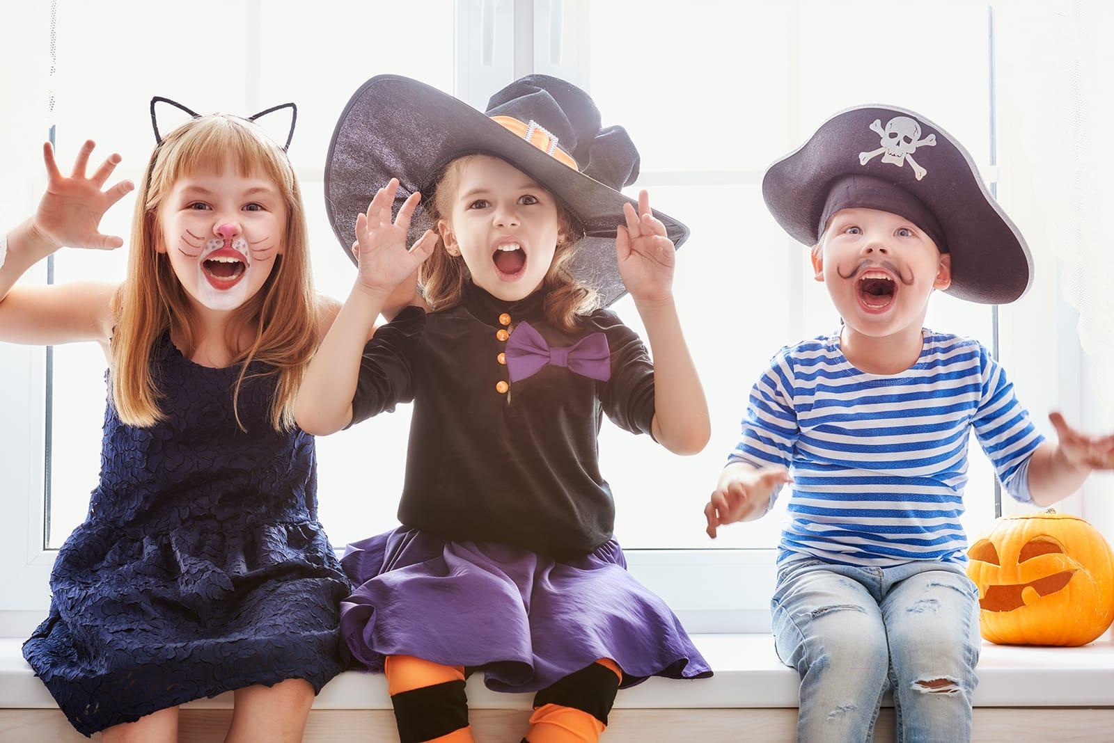 Halloween Safety Tips for Your Greenville, McKinney, Rowlett or Sherman Family
