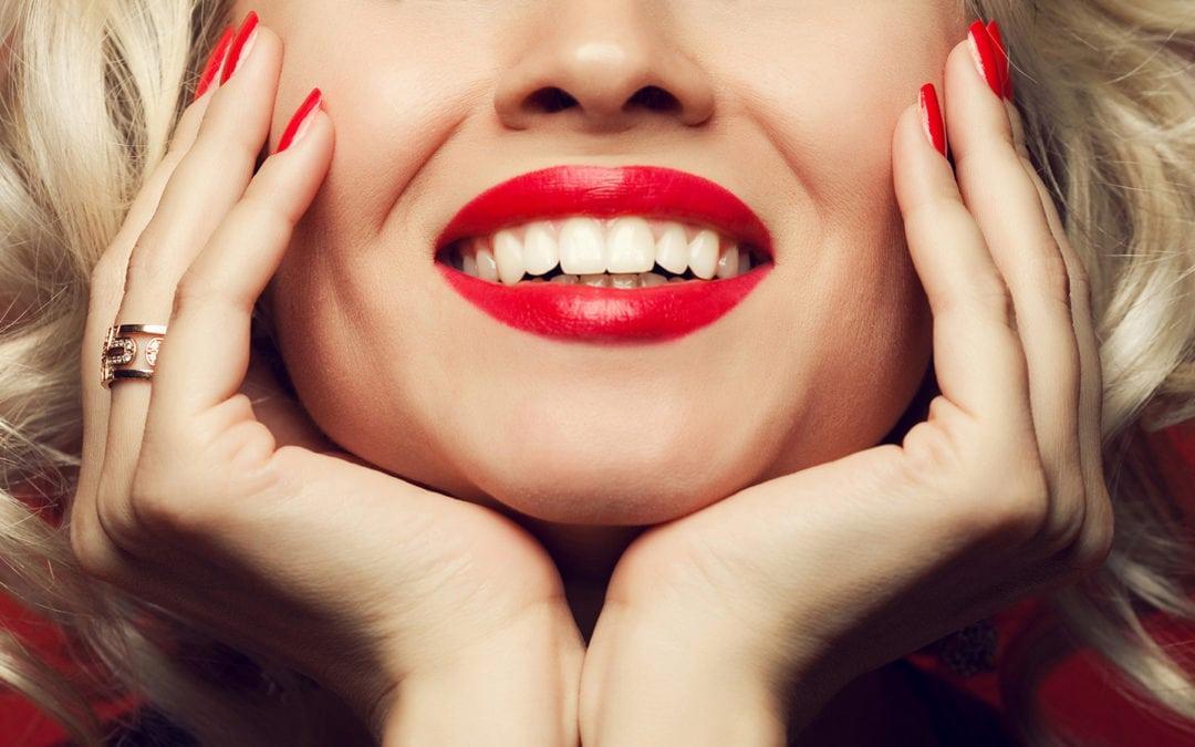 celeb smile