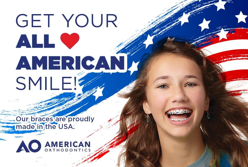 07 American Orthodotnics America Ortho Graphic